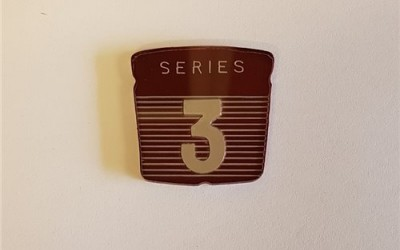 Motif badge - Series 3