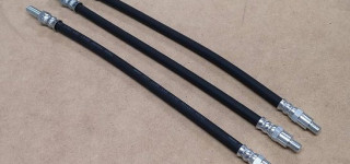 Brake hose set of 3 (Series III)
