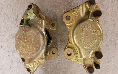 Front Brake Calipers (exchange)