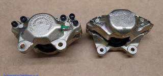 Front Brake Calipers (SI,II exchange)