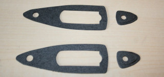 Exterior door handles gaskets (set)