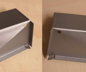 Chassis jig box (rear pair)