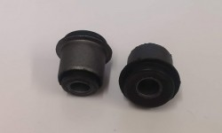 Front upper rubber bush (pair)