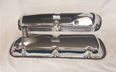 Tiger valve covers