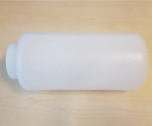 Rootes washer bottle