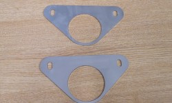 Rear exhaust hanger set (2.5 inch)