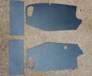 Boot (Trunk) Trim Panels