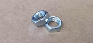 Rod end lock-nuts (5/8)