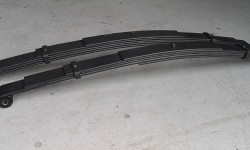 Rear leaf-springs (up-rated)