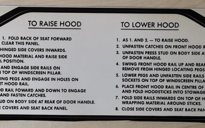 Hood-bin instructions