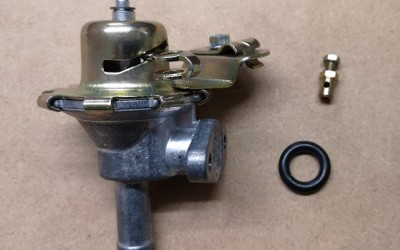 Heater valve (early)