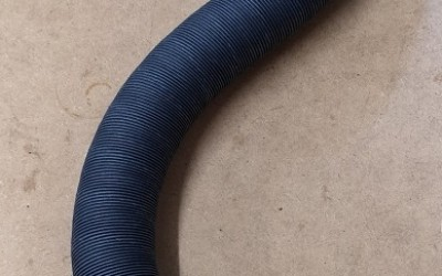 Heater to vent hose